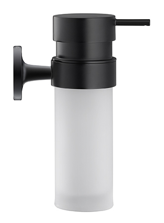 Duravit Starck T soap dispenser Black Matt