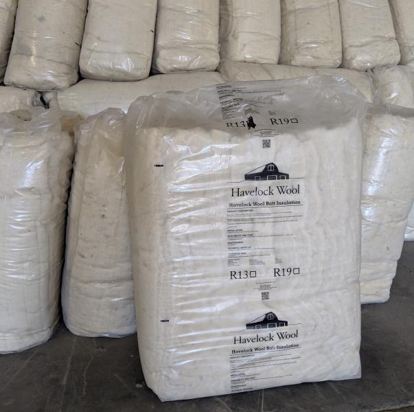 Havelock wool insulation