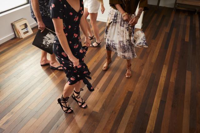 Duchateau flooring The Guild Makerlab Edition