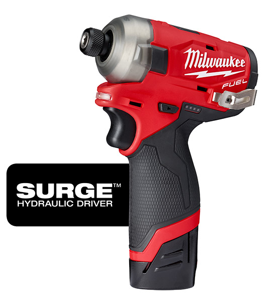 Milwaukee Tool M12 driver