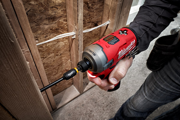 Milwaukee Tool M12 hydraulic driver
