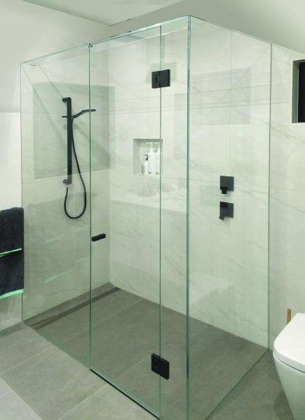 CR Laurence shower door hardware