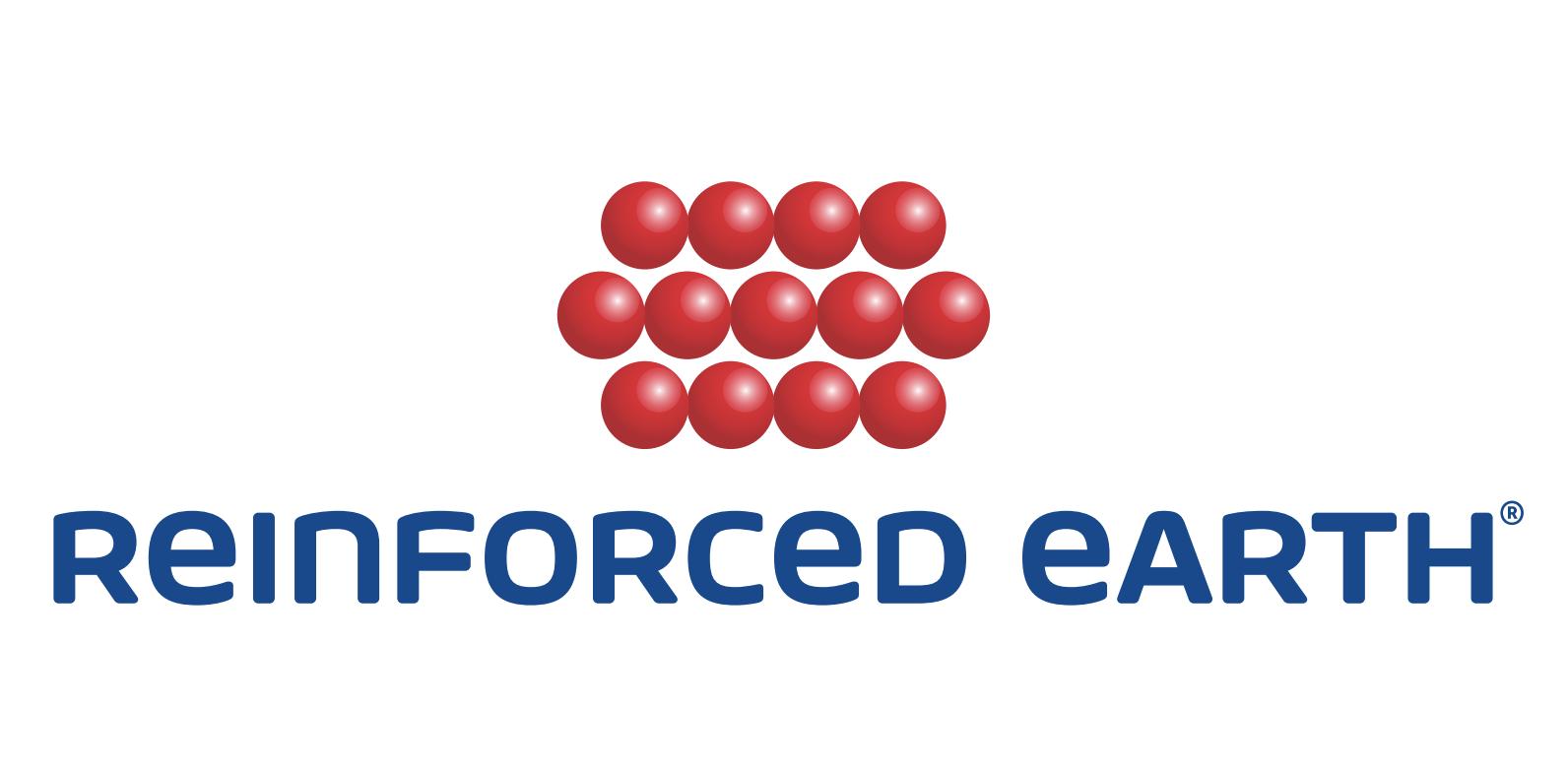 Reinforced Earth logo