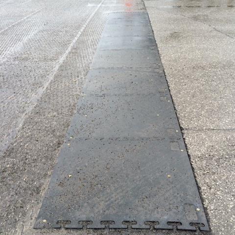 American Highway Products safety ramps