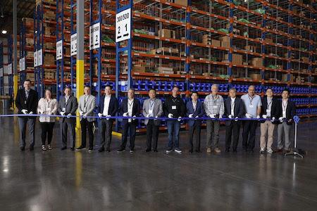 Doosan North America distribution center