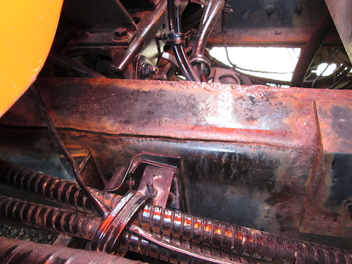 undesired impact of increasing corrosion on UDOT's Class 8 vehicles