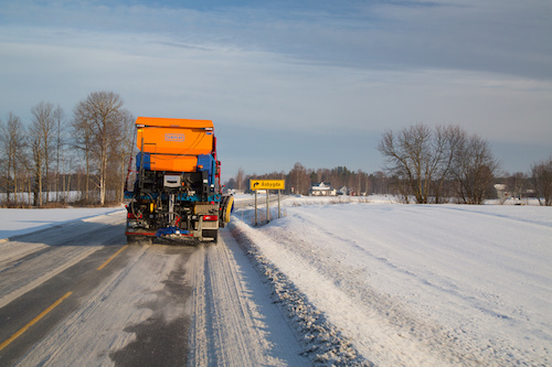 cost to taxpayers is minimum of $1,800 per ton of salt spread to repair damage caused by winter salting