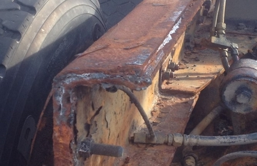 equipment corrosion maintenance