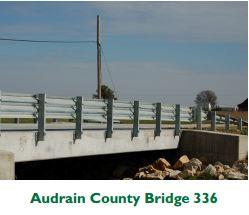 Audrain County Bridge 336