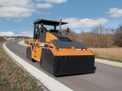 The PT240 pneumatic-tire compactor