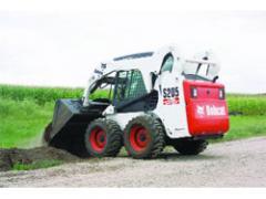 K-Series skid-steer loaders