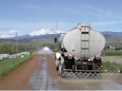 EnviroTech Services Inc. has developed the next generation of high-performance road stabilization and dust control. X-hesion is a non-chloride proprietary formulation of complex organic polymers. These polymers function together to increase load bearing up to 300%, while practically eliminating dust.