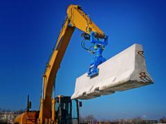 Vacuworx HL Series Hydraulic Barrier Lifters