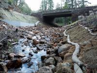 Troutdale Creek Bridge