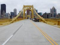 No. 9 - Andy Warhol (7th street) bridge rehabilitation