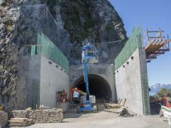 Nevada DOT extends U.S. 50 Cave Rock Tunnel ahead of schedule