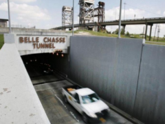Belle Chasse Bridge and Tunnel