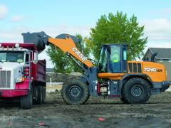 Case G Series wheel loaders