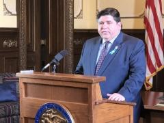 Gov. JB Pritzker Illinois