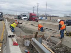 I-294 Central Tri-State Tollway project