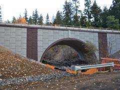 Wildcat Creek Bridge redesign U.S. 12