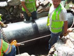 Denver stormwater authority quickly repairs damaged culverts