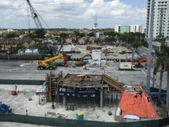 FIU pedestrian bridge collapse