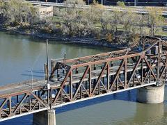 I Street Bridge Sacramento