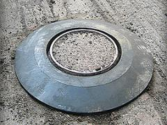 Manhole Safety Ramp