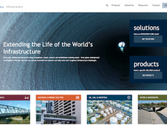 Milliken Infrastructure new website
