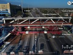 NTSB FIU bridge investigation November update