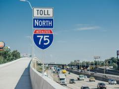 Northwest Corridor Express Lanes Georgia