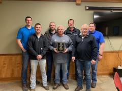 Top Overall Dealer and Midwest Region Top Dealer: Logan Contractors Supply Inc. (Des Moines, Iowa)