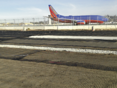 San Diego airport relocates parking lots