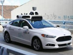 Uber AV tests Arizona
