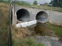 City saves twin culverts & major arterial roadway with trenchless solution