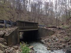 White Oak Borough Allegheny County PennDOT bridge
