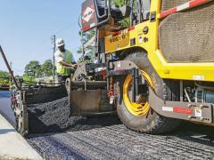 Exploring methods of identifying asphalt segregation three-dimensionally