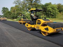 Caltrans experiments with intelligent compaction
