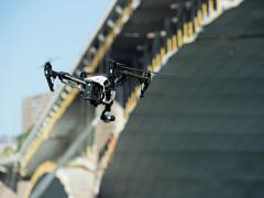 UAV bridge inspection