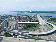 Rte. 79/I-195 Interchange Reconstruction