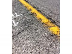 The construction of MoDOT's proven life-saving rumble stripes involves grinding them into the pavement, exposing what is very often a porous aggregate to the elements.