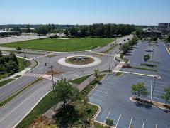 Carmel 115 roundabouts