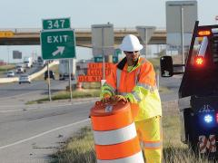 ITS in work zones continues to grow