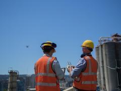 Skyward sUAS flight safety