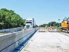 Hill & Smith's Zoneguard steel barrier system