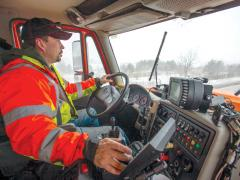Michigan DOT leverages plow data for better snow and ice removal