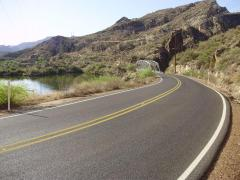 S.R. 88 Apache Trail Arizona
