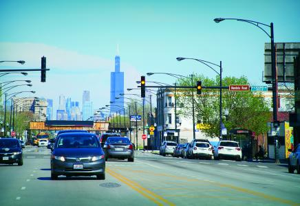 Manhole risers, safety ramps help Chicago maintain streets, reduce lane closure times