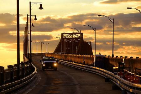 The opening of the Pulaski Skyway is being pushed back for a third time, delayed until Spring 2018